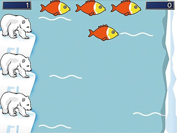 ekran gry rybki pomoc dydaktyczna stream