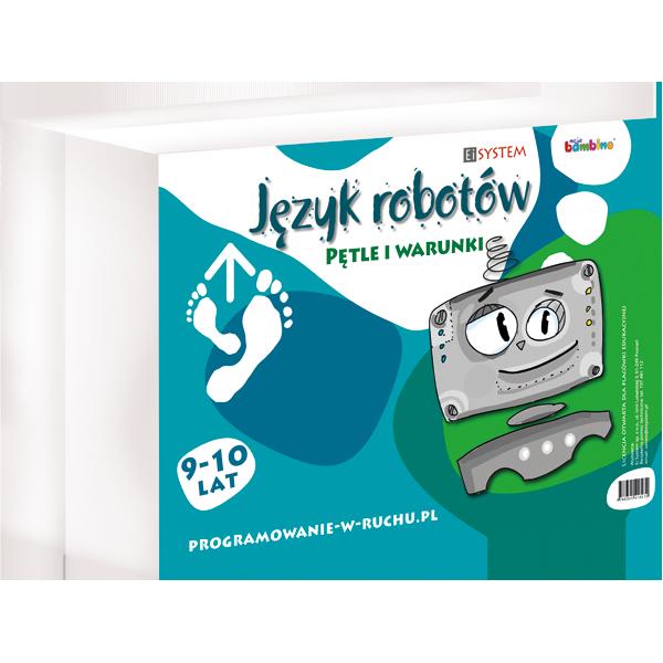 programowanie w ruchu język robotów