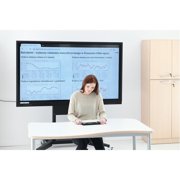 monitory interaktywne skuteczna nauka w szkole