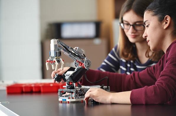 zajęcia stream lego mindstorms education ev3