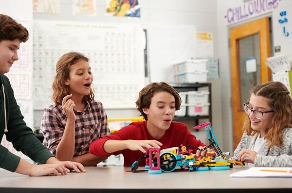 4 pomysły na lekcje STEAM z zestawem LEGO® Education SPIKE™ Prime