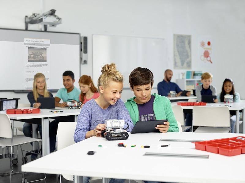 Zestaw Lego Education Mindstorms