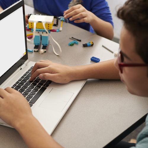 Zestaw Lego Education Spike Prime