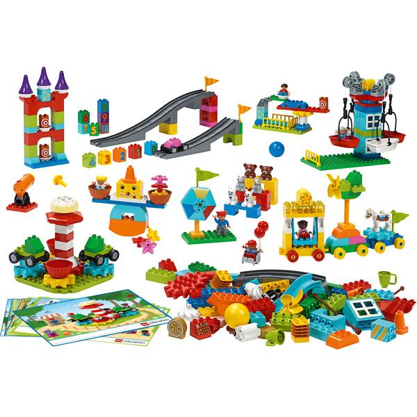 Modele LEGO® Duplo Steam Park