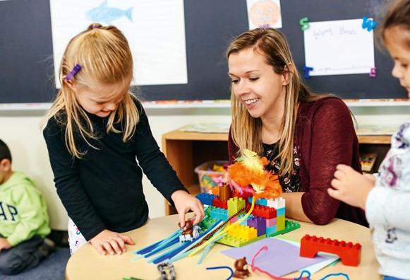 LEGO® DUPLO® STEAM Park jako sposób na naukę modelem Steam dla przedszkolaków