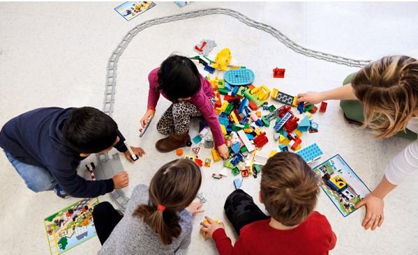 Jak rozwijać kompetencję STEAM z klockami LEGO® cz.1?