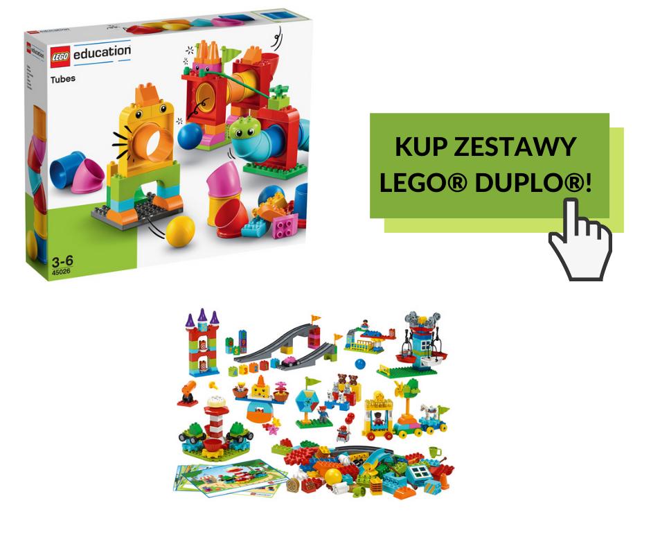 Zestawy Lego Duplo to świetny pomysł na rozwijanie kluczowych umiejętności XXI wieku, które w przyszłości będą niezwykle pożądane przez pracodawców.