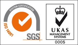 Znak certyfikatu ISO 14001 cele jakościowe